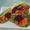 Mandrin Cranberry Chick'n Lettuce Wraps