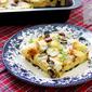 Cheesy Breakfast Casserole + Giveaway