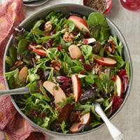 Easy Cranberry-Apple Salad