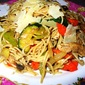 Las Vegas Recipe Guru Sauteed Chicken and Vegetables with Noodles