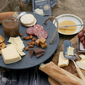 Castello Aged Havarti Cheese Pairing + Cardamom Pear Butter #CastelloArt