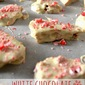 White Chocolate Peppermint Honeycomb