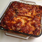 Lazy Man's Lasagna with Turkey Sausage