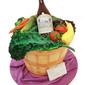 Vegetable Garden Birthday Cake
