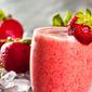 Quick Strawberry Smoothies