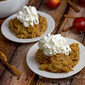 3-Ingredient Apple Oatmeal Crisp