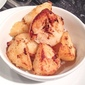 Goose Fat Roast Potatoes – Christmas #GuiltyPleasures using the Tefal Actify
