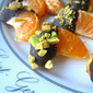 Chocolate Dipped Clementines