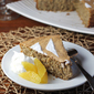 Yigit Pura's Spiced Hazelnut-Almond Mirliton Cake