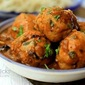 Exotic Chicken Meatballs In Sweet & Spicy Sauce | Chicken Meatballs Stuffed With Nuts & Raisins | Noodles With Chicken Meatballs | Christmas Dinner Recipes