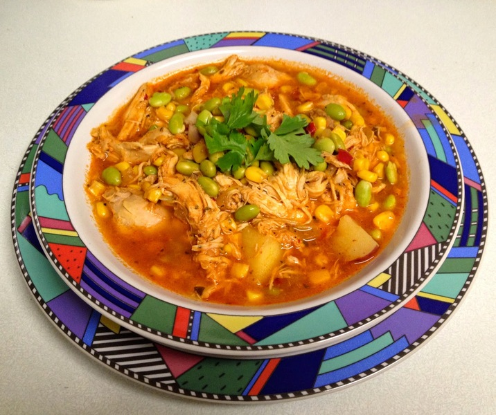 New Brunswick Stew With Rotisserie Chicken Recipe By Monte