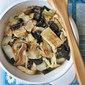 Cabbage, Mushrooms, Tofu Stew 香菇豆腐烩白菜