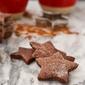 Peppermint Chocolate Sugar Cookies
