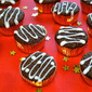 Mini Gingerbread Cupcakes - Recipe