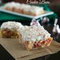 Peppermint Sugar Cookie Bars