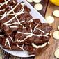 Chocolate Orange Fruit Bark--From BHG