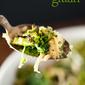 Cheesy Broccoli and Cauliflower