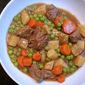 Crockpot Garlic Rosemary Beef Stew