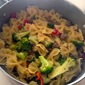 For A Change Try Sausage and Pasta - Another Kid Friendly Meal