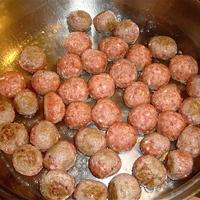Asian-inspired Mini-Meatballs