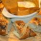 Seeded Bread with Melting Camembert - Breadmaker Recipe