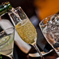 Thinking of Drinking: Champagne Cocktails for New Year's Eve