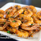 Pan Fried Shrimp (Gambas Ala Plancha)