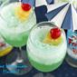 Blue Hawaiian Mocktail