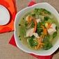 Detox Chicken Bok Choy Soup #SundaySupper