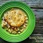A Lighter New Year #SundaySupper...Featuring Skinny Chicken-Leek Pot Pie