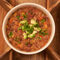 Chunky Black Bean Soup
