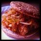BBQ Cabbage Sandwiches