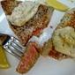 Seared Tuna with Chile-Caper Sauce