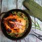 3-Ingredient Roasted Sesame Chicken