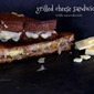 Grilled Cheese Sandwich with Ferments