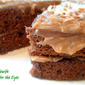 Guiltless German Chocolate Cake
