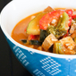 Vegetarian Panang Curry with Tofu