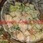 SANDWIC SALAD KENTANG / POTATO SALAD SANDWICHES