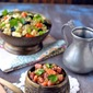 Fasulye Pilaki (Turkish Everyday Beans) for #Food of the World