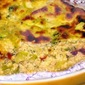 Veggie Ricotta Cheesecake