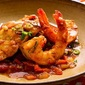 Shrimp-Red Snapper Creole