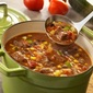 Tex-Mex Vegetable Beef Soup