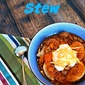 Sausage & Perogie Stew with Butternut Squash