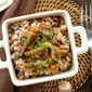 Kasha (Buckwheat Groats) with Mushrooms