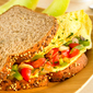 Healthy Omelet Sandwiches