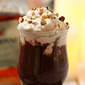 Totally Decadent Hot Chocolate with Amaretto