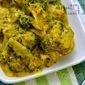 Garlic Broccoli & Paneer in coconut milk
