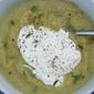 Potato Leek Soup (a.k.a. Vichyssoise)