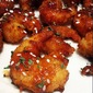 Crunchy Honey BBQ Shrimp