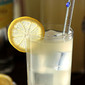 Italian Lemonade with Vodka, Gin and Orange Liqueur
